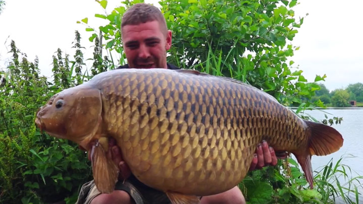 Video clip of Baden Hall Fishery