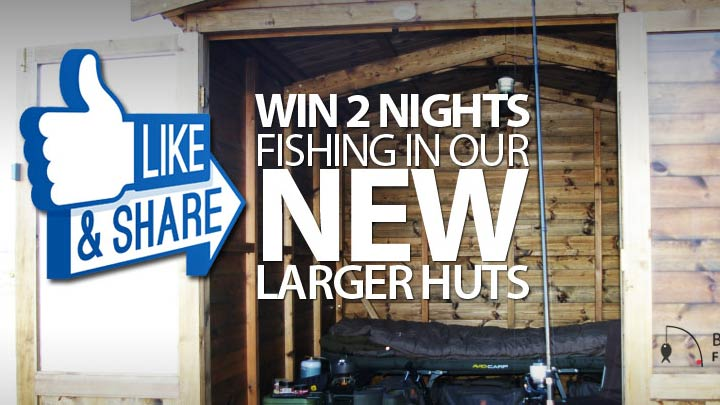Win 2 nights fishing.