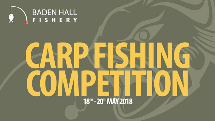 Baden Hall Fishery Carp Fishing Match 2018